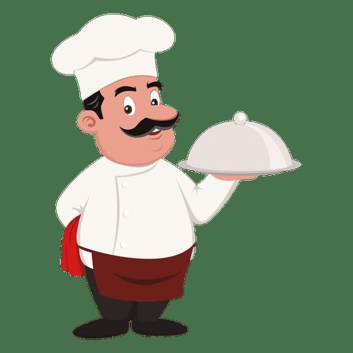 43ee1cafca2f947f0be0d94aeff0fc26-profiss-o-dos-desenhos-animados-do-cozinheiro-by-vexels